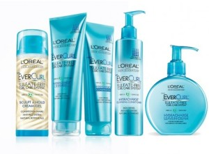 loreal evercurl set